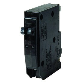 Square D QO 20-Amp 1-Pole Tandem Circuit Breaker - Hardwarestore Delivery