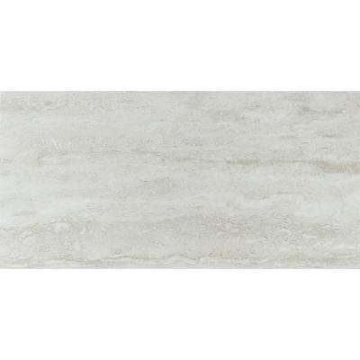 Exclusive         MSI      Nyon Gray 12 in. x 24 in. Polished Porcelain Floor and Wall Tile (16 sq. ft. / case)