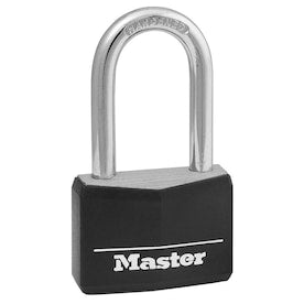 Master Lock 1.78-in Aluminum Keyed Padlock