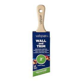 Valspar Polyester Angle 2-in Paint Brush