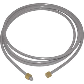 EASTMAN 8-ft L 1/4-in Compression Inlet x 1/4-in Outlet PEX Ice Maker Connector