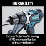 18-Volt LXT Lithium-Ion 1/2 in. Cordless Hammer Driver/Drill (Tool-Only)