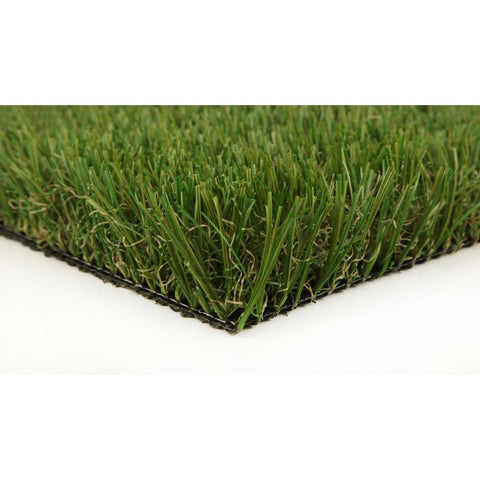 GREENLINE Classic Pro 82 Fescue 7.5 ft. x 10 ft. Artificial Synthetic Lawn Turf Grass Carpet for Outdoor Landscape