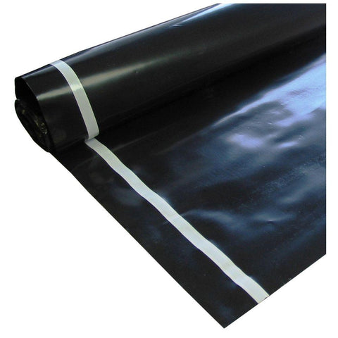 ThermoSoft Moisture Barrier 40 ft. x 2.5 ft. x 6 mil (.006 in.) with Self-Adhesive Edge for Installation with WarmFilm