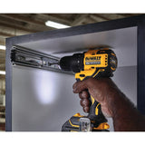 ATOMIC 20-Volt MAX Li-Ion Brushless Cordless Compact 1/2 in. Drill Driver with Bonus Cordless Circular Saw (Tool-Only)