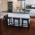 Home Legend Strand Woven Sapelli 9/16 in. Thick x 4-3/4 in. Wide x 36 in. Length Solid T&G Bamboo Flooring (19 sq. ft. / case)