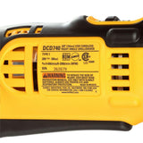 20-Volt MAX Lithium-Ion Cordless 3/8 in. Right Angle Drill (Tool-Only)