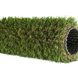 AstroLawn Lozano Field Green 15 ft. Wide x Customer Length Artificial Grass Synthetic Lawn Turf