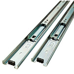 24 in. Full Extension Side Mount Ball Bearing Drawer Slide (1-Pair)