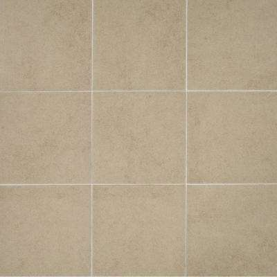 TrafficMASTER      Manvel Ash 12 in. x 12 in. Ceramic Floor and Wall Tile (10.67 sq. ft. / case)