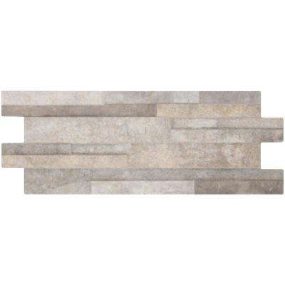 Exclusive         MSI      Himalaya Forest Ledger Panel 6.29 in. x 15.74 in. Matte Porcelain Wall Tile (10.32 sq. ft./case)