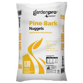 GARDEN PRO Garden Pro by Harvest 2-cu ft Pine Bark Nuggets