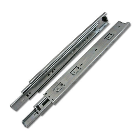 20 in. Side Mount Over Extension Ball Bearing Drawer Slides (10-Pair)