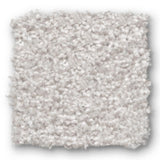 Contemporary Linen White Residential 24 in. x 24 in. Peel and Stick Carpet Tile (12 Tiles/Case)