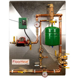 FloorHeat 1-Zone Preassembled Radiant Heat Distribution/Control Panel System