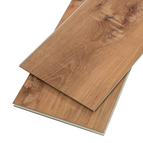 CALI Long-Board Vinyl Pro 6-Piece 9-in x 70.87-in Osprey Oak Luxury Vinyl Plank Flooring