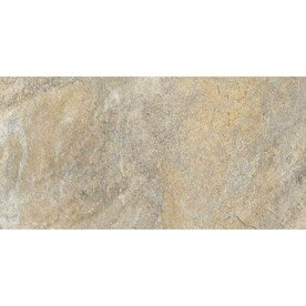 DELLA TORRE Riverdale Sand 12-in x 24-in Porcelain Tile (Common: 12-in x 24-in; Actual: 11.77-in x 23.62-in)