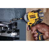 ATOMIC 20-Volt MAX Li-Ion Brushless Cordless Compact 1/4 in. Impact Driver with Bonus 20-Volt MAX Li-Ion 4.0 Ah Battery