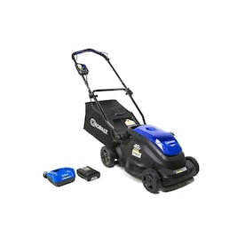 Kobalt 40-volt Max Lithium Ion Push 16-in Cordless Electric Lawn Mower