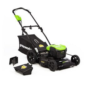 Greenworks 12-Amp 20-in Corded Electric Lawn Mower