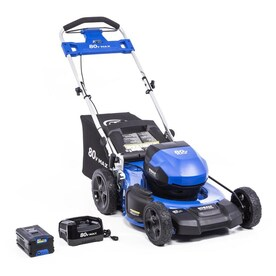 Kobalt 80-volt Max Brushless Lithium Ion Push 21-in Cordless Electric Lawn Mower