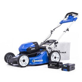 Kobalt 80-volt Max Brushless Lithium Ion Self-propelled 21-in Cordless Electric Lawn Mower