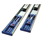 24 in. Soft-Close Full Extension Side Mount Ball Bearing Drawer Slide Set