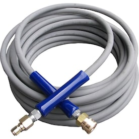 Pressure-Pro Pressure-Pro Non Marking Hoses 3/8-in x 50-ft Pressure Washer Hose