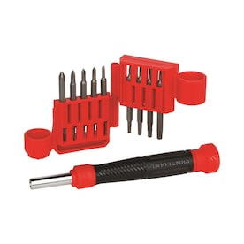 CRAFTSMAN Precision 18-Piece Bi-Material Handle Multi-Bit Screwdriver Set