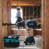 18-Volt LXT Lithium-Ion 1/2 in. Cordless Hammer Driver/Drill Kit with (2) Batteries (4.0 Ah), Charger and Hard Case