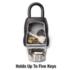Master Lock 5400D 9.6 cu in. Set Your Own Combination Portable Lock Box - Hardwarestore Delivery