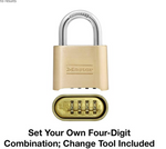 Master Lock 2-in Zinc Combination Padlock - Hardwarestore Delivery