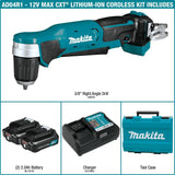 12-Volt MAX CXT Lithium-Ion Cordless 3/8 in. Right Angle Drill Kit (2.0 Ah)