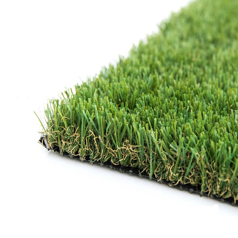 COLOURTREE CORGI 40 Artificial Grass Synthetic Lawn Turf Sold by 7 ft. x 13 ft.