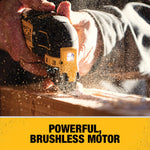 20-Volt MAX Lithium-Ion Cordless 1/4 in. Impact Driver with ATOMIC 20-V Brushless Cordless Oscillating Tool (Tool-Only)