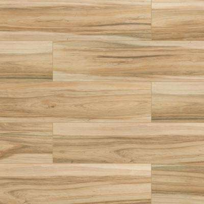 Exclusive         MSI      Ansley Cafe 9 in. x 38 in. Matte Ceramic Floor and Wall Tile (14.25 sq. ft. / case)