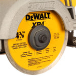 DEWALT 4 -3/8 in. Wet/Dry Hand-Held Tile Cutter