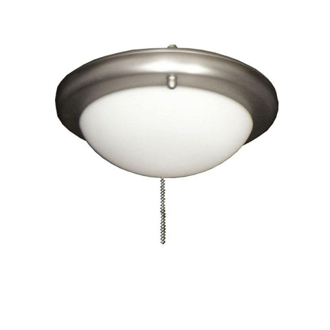 162 Low Profile Oil Rubbed Bronze Ceiling Fan Light