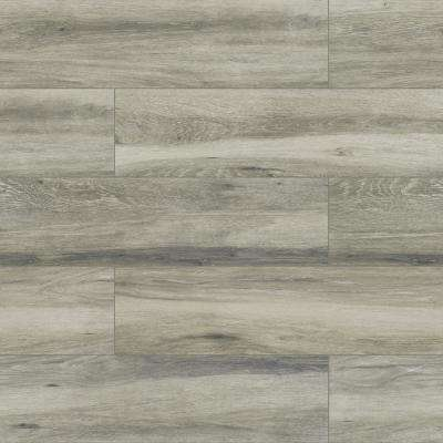 Exclusive         MSI      Ranier Taupe 9.5 in. x 35 in. Matte Porcelain Floor and Wall Tile (13.86 sq. ft. / case)