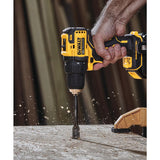 ATOMIC 20-Volt MAX Lithium-Ion Brushless Cordless Compact 1/2 in. Drill Driver with Bonus Cordless Recip Saw (Tool-Only)