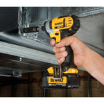 20-Volt MAX Lithium-Ion Cordless 1/4 in. Impact Driver (Tool-Only)