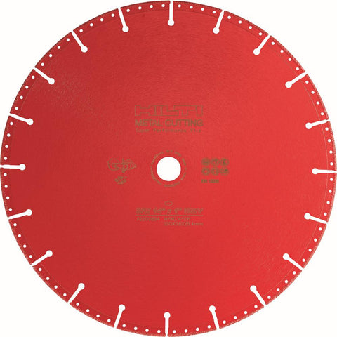 Hilti 5 in. x 7/8 in. SPX Metal Diamond Cutting Blade