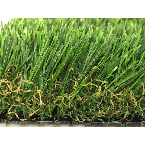 GREENLINE GREENLINE 3D-W Pro 80 Spring 15 ft. Wide x Cut to Length Artificial Grass