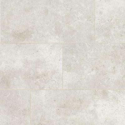 Roswell 12 in. x 24 in. Gray Glazed Porcelain Floor and Wall Tile (15.6 sq. ft. / Case)