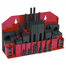 Machinist Clamping Kit, 42 Pc.