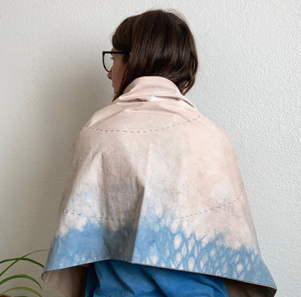 Orbit Embroidered Shawl