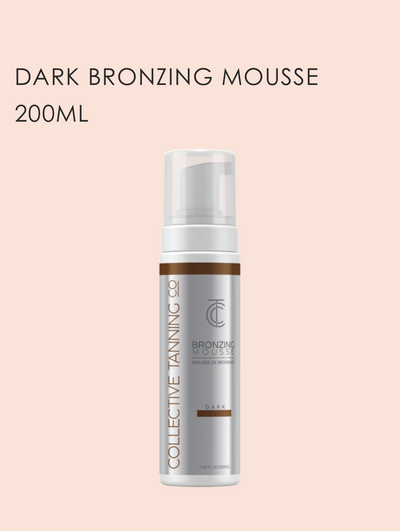 Collective Tan dark Bronzing mousse