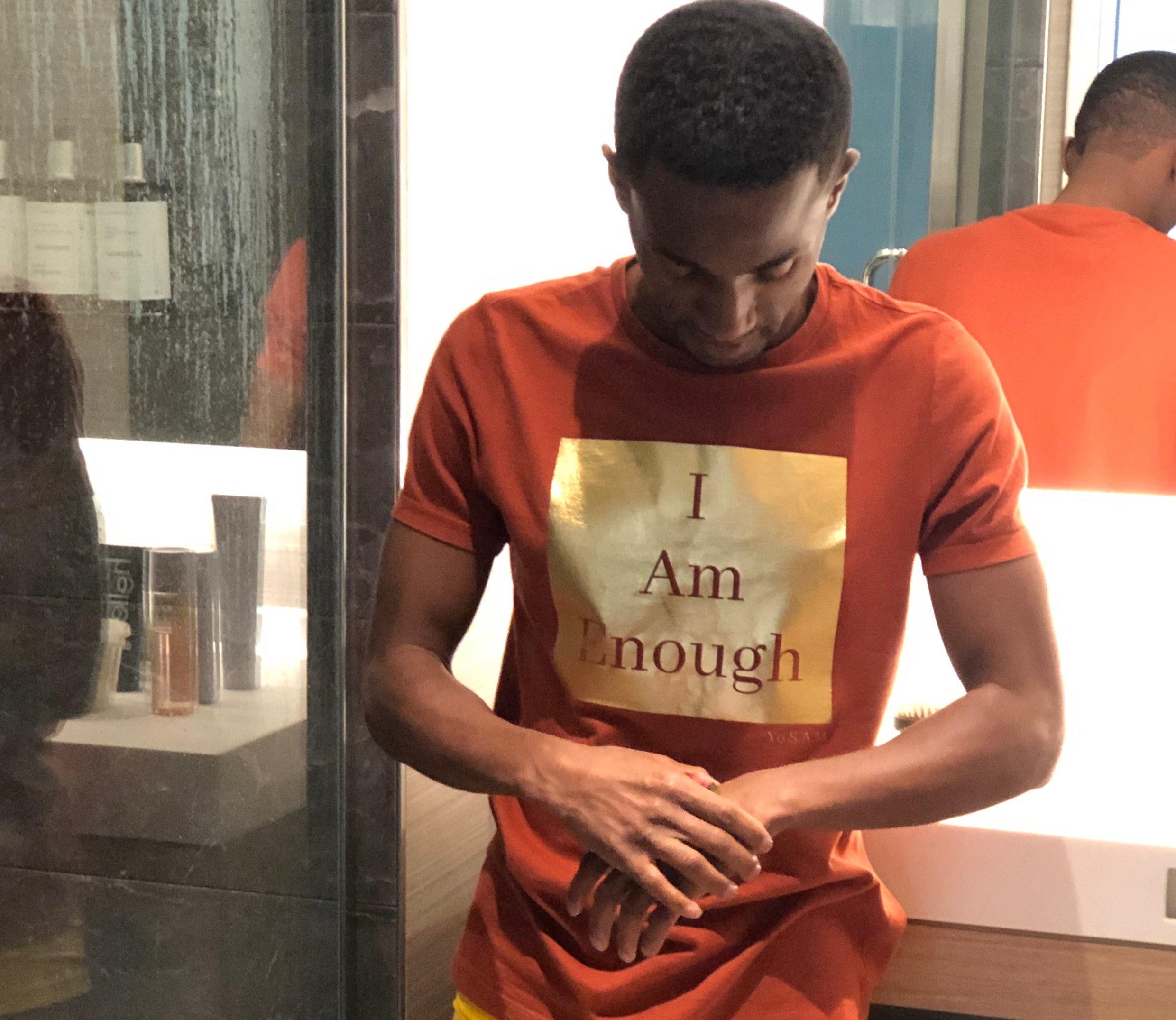 """I Am Enough"" T-Shirt"