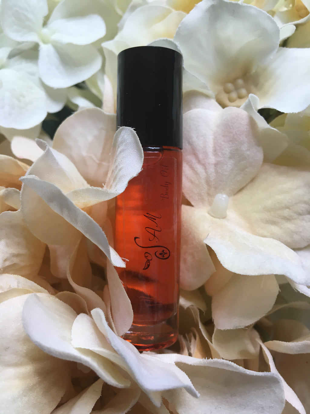 """Seduction"" Body Oil Fragrance"