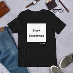 """Black Excellence"" T-Shirt"